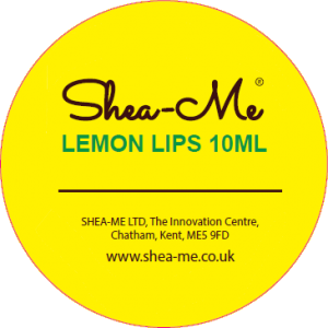 Shea-Me Lemon Lips