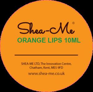 Shea-Me Orange Lips