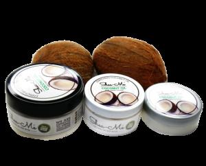 Shea-Me Coconut Oil